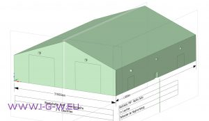 Plan Bootshalle